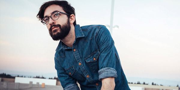 Bild von Der Mann trägt Bart